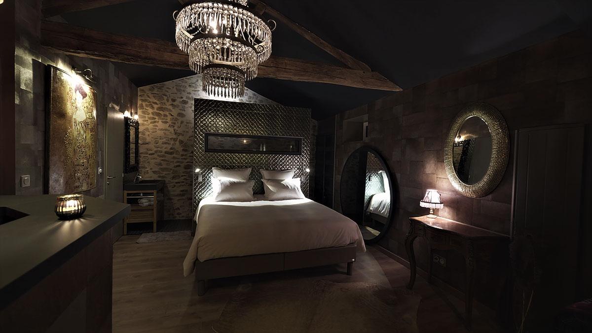 L'Absolu chambre romantique en vendée pour une nuit insolite
